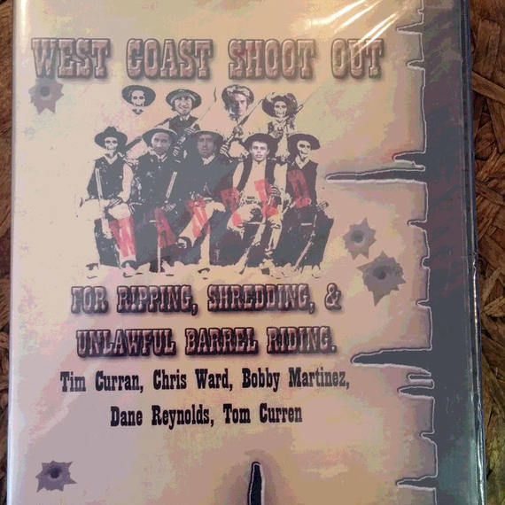 【DVD】WEST COAST SHOOT OUT
