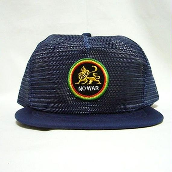 "ヨシダキャップス【YOSHIDACAPS】""NO WAR""ALL MESH CAP"
