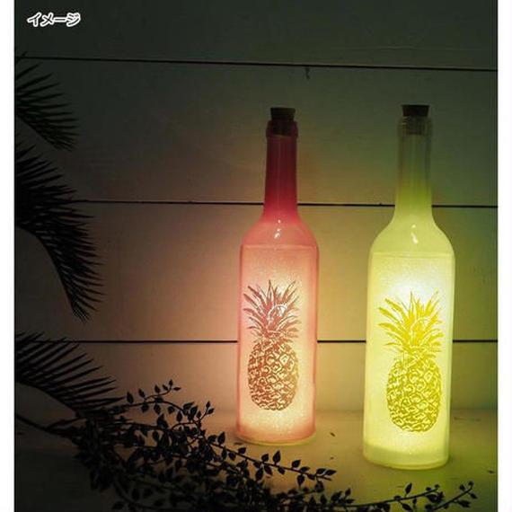 ボトルドライト パイナップル