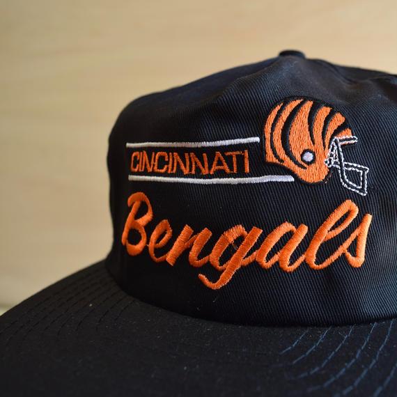 ''CINCINNATI Bengals'' DEAD STOCK 90s BBCAP