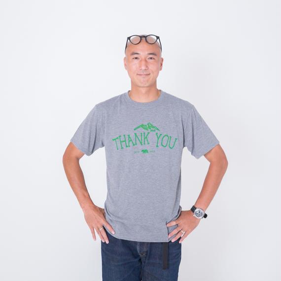 『BEAR』 『THANK YOU』ドライTシャツ