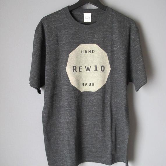 REW10 decagon  logo  T-shirts ( 5.6oz)