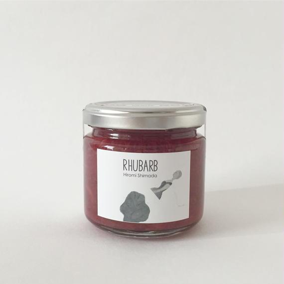 真っ赤なルバーブジャム(150g)