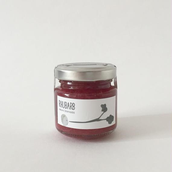 真っ赤なルバーブジャム(50g)
