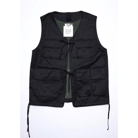 MULTIFUNCTION VEST  (BLACK)