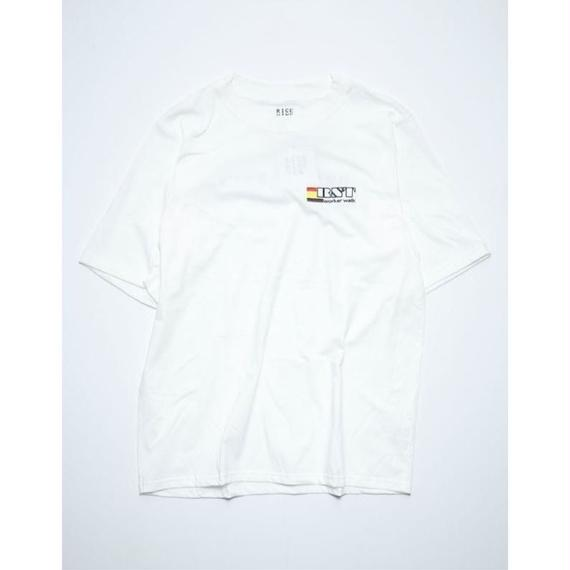 WORKER'S BIG TEE  (WHITE)