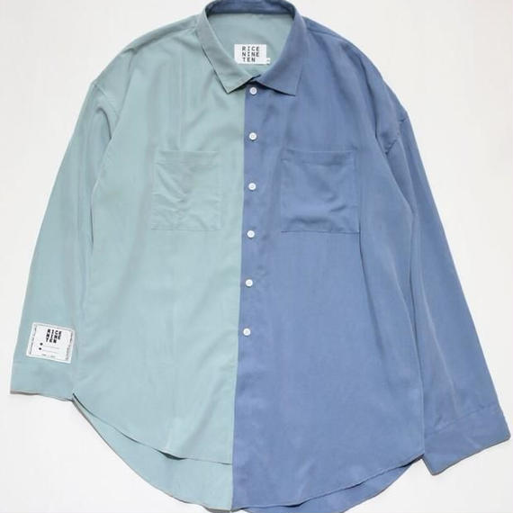 WEDDING SHIRT (BLUE)