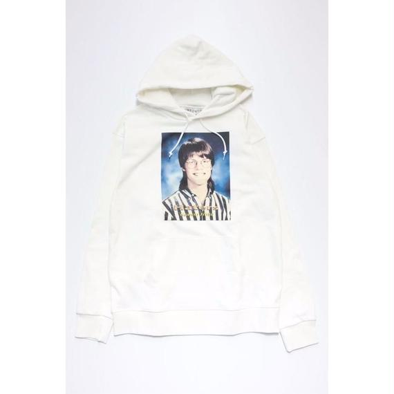 HATER`S GONNA HATE PARKA  TYPE-3 (WHITE)
