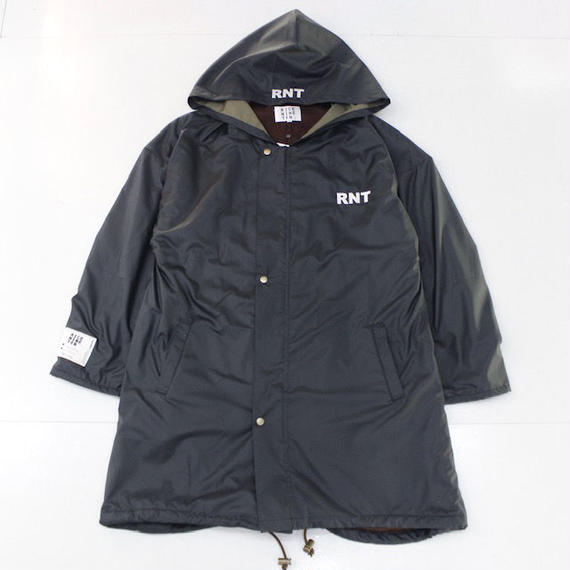 RNT OVER COAT  (BLACK)
