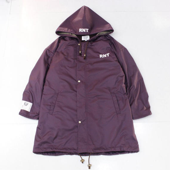 RNT OVER COAT  (PURPLE)