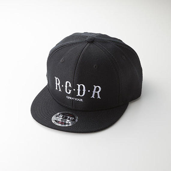 RICH DOOR LOGO CAP