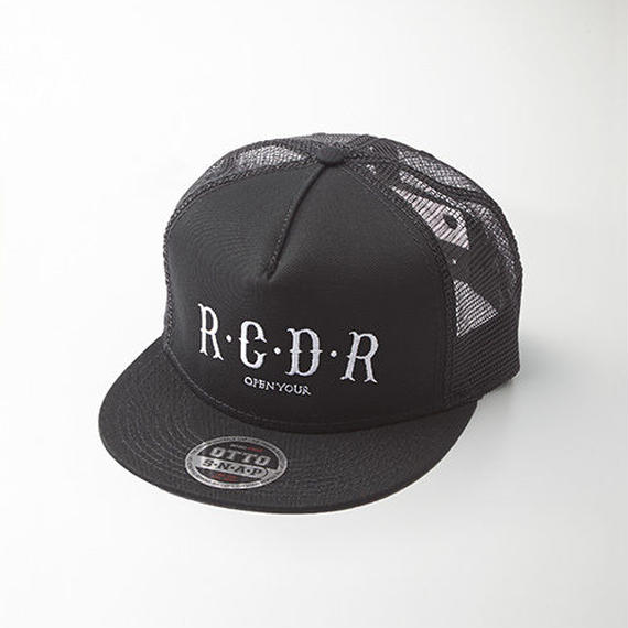 RICH DOOR LOGO MESH CAP