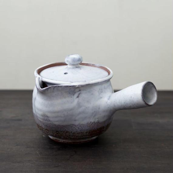 陶器 萩焼 和食器 作家 和モダン カフェ 白萩 急須