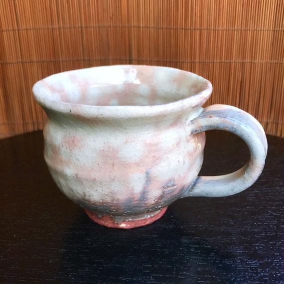 陶器 萩焼 和食器 作家 和モダン カフェ 小鉢 デザートカップ フリーカップ マグカップC3 中性 国輔