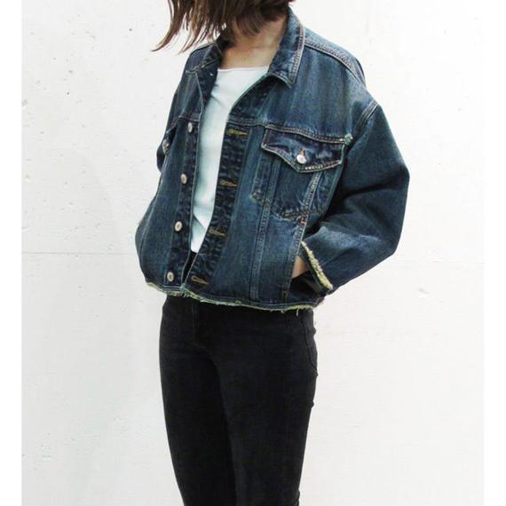 "#501🔻AOS  ""Wide denim jacket"""