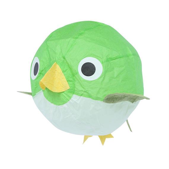 紙風船 鶯