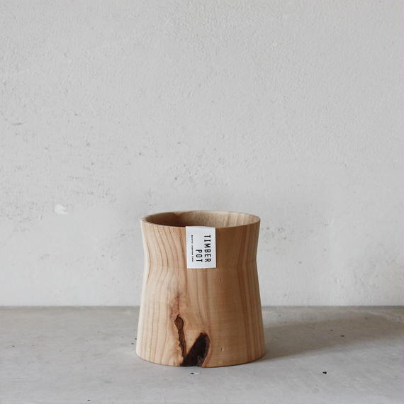 TIMBER POT KINE NO.3