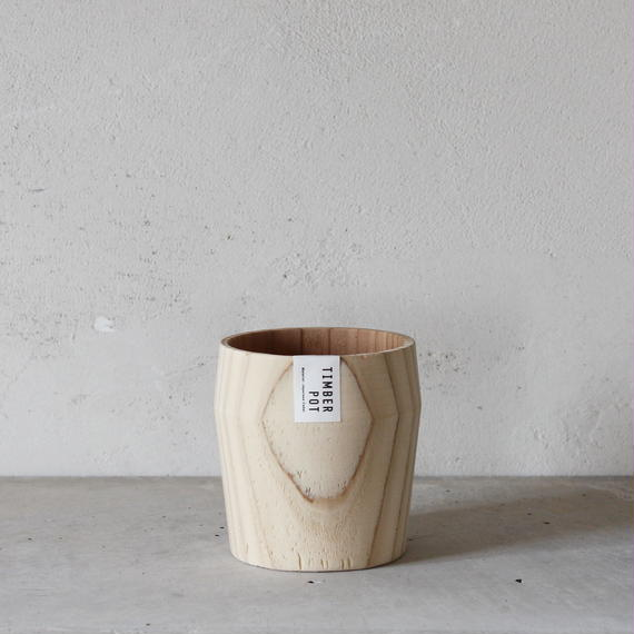 TIMBER POT TARU NO.3