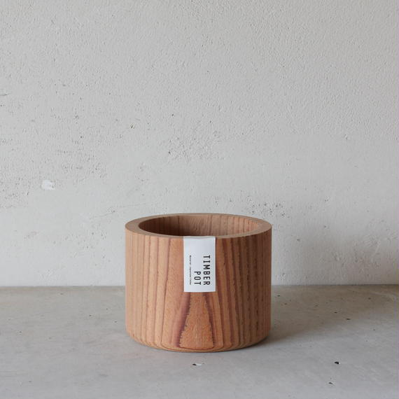 TIMBER POT TUTU NO.3