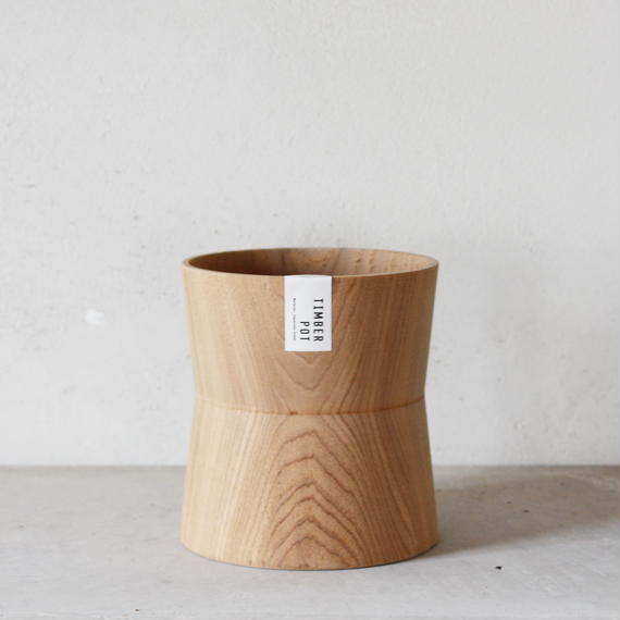 TIMBER POT KINE NO.4