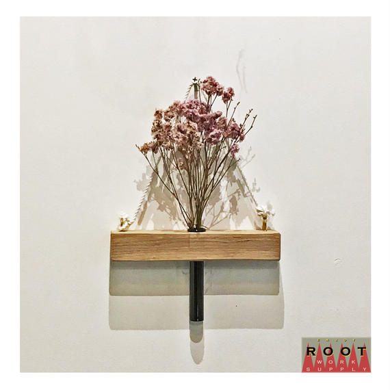 EASY FLOWER VASE (SQUARE)