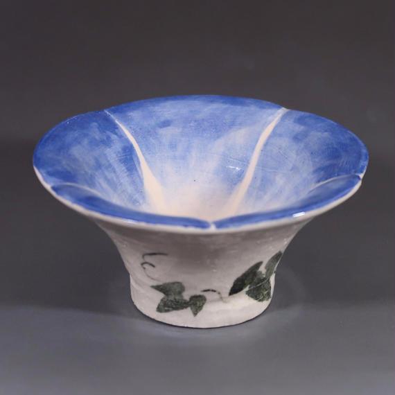 """Mukō-zuke"" - Petite Plate Morning  Glory"