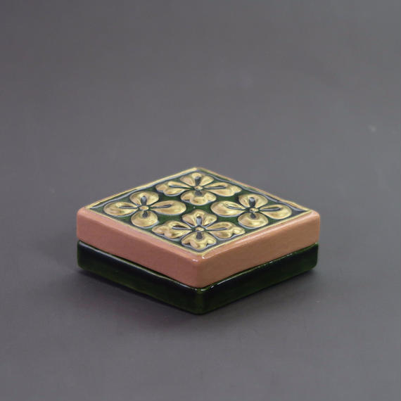 """Kō-gō"" Incense Ball Case - Diamond"