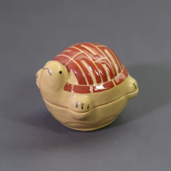 """Kō-gō"" Incense Ball Case - Turtle"