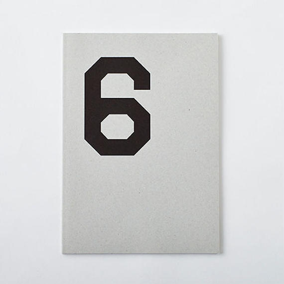 DAILY NOTE/MONOTONE 「6」