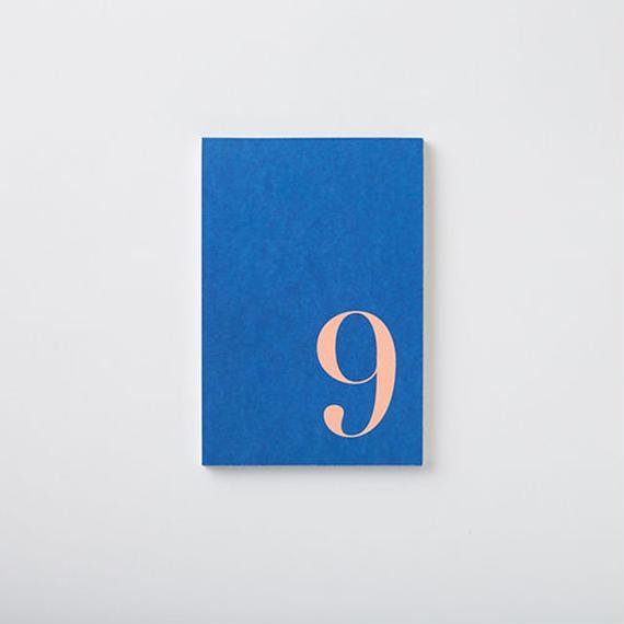 MEMO PAD 「9」