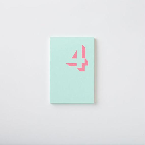 MEMO PAD mini 「4」