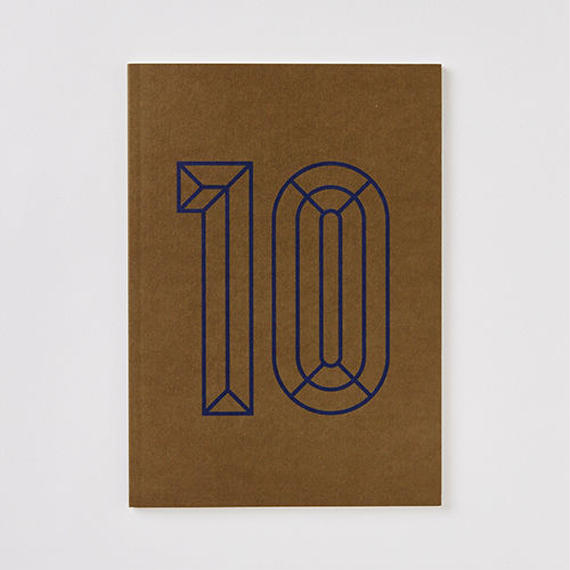 DAILY NOTE/COLOR 「10」