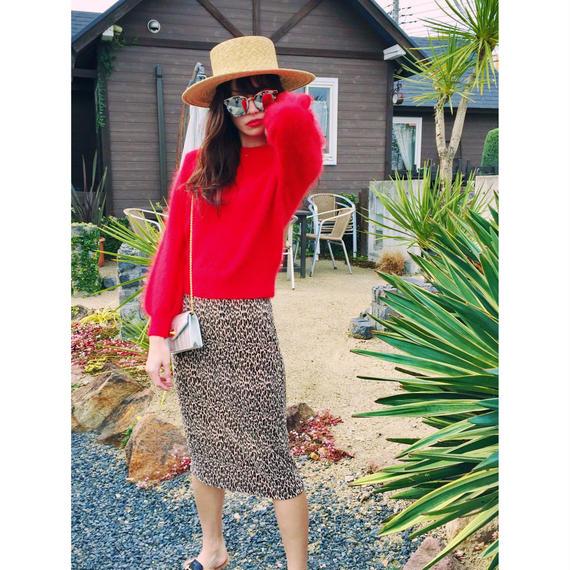 Angola knit