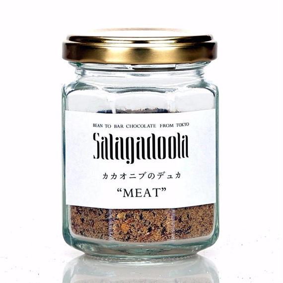 """カカオニブのデュカ """"MEAT"""""""