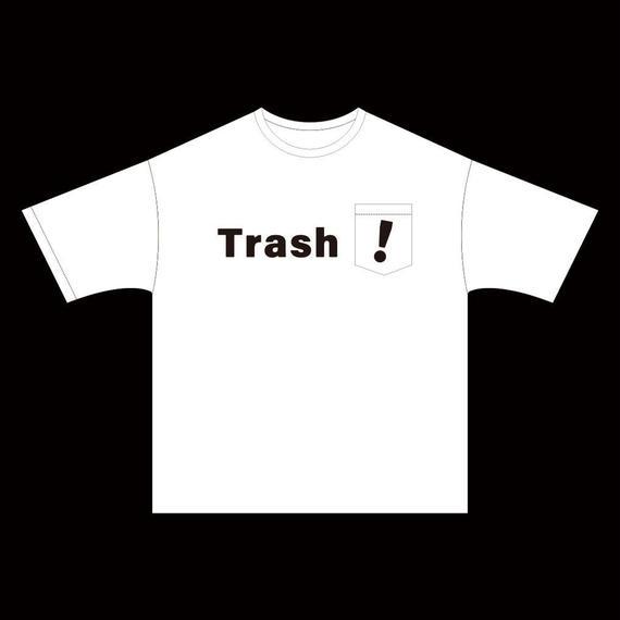 TRASH T-SHIRT(ゴミTシャツ)
