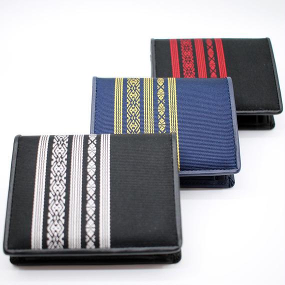 二つ折り財布(献上柄)