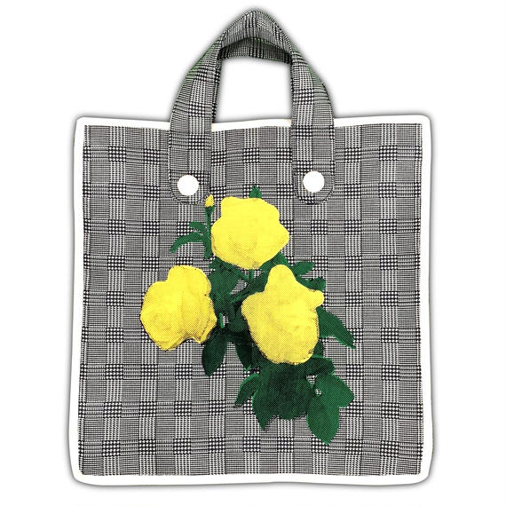 Rose Garden BAG/Glen check