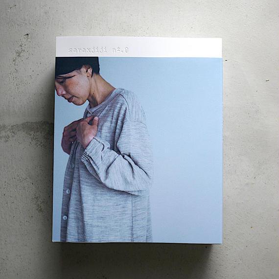 BK04 SARAXJIJI concept book 「No.0」