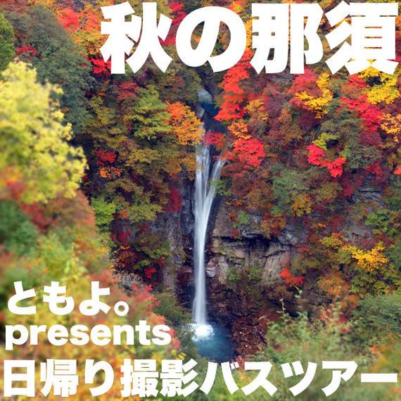 10/28(日)開催 ともよ。と行く秋の那須 日帰り撮影バスツアー