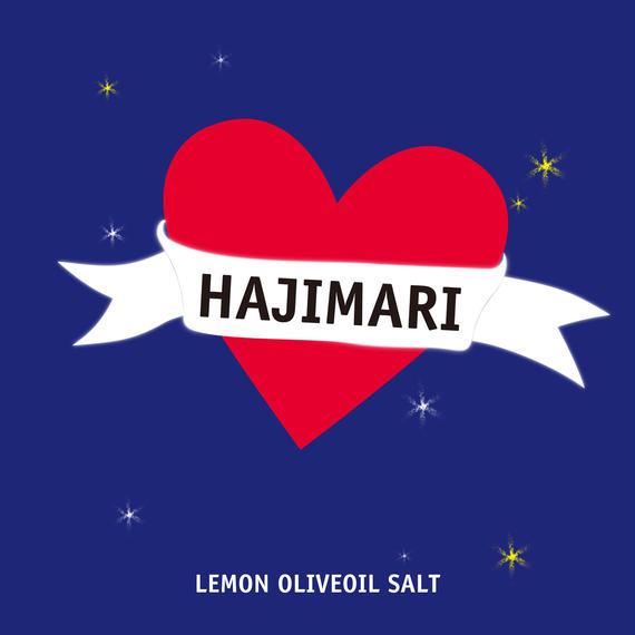 LEMON OLIVEOIL SALT「HAJIMARI」