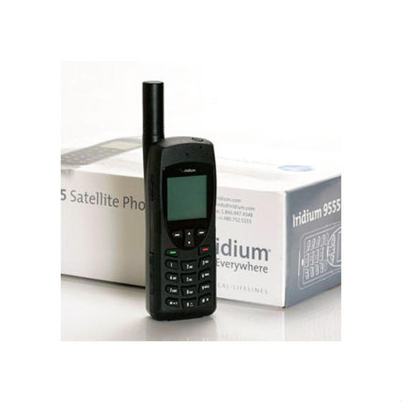 Mil-Spec Iridium9555 Mil 衛星携帯 SIM付き[開封済みUSED扱い]