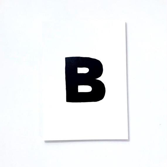 ZINE「B」