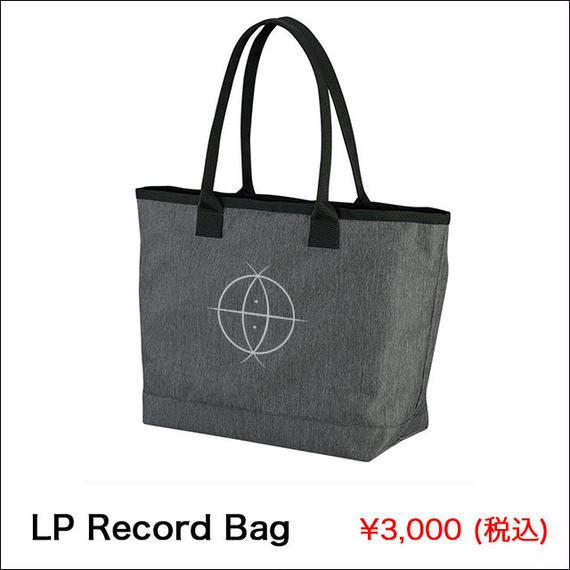 LP Record Bag (グレー×ホワイト)