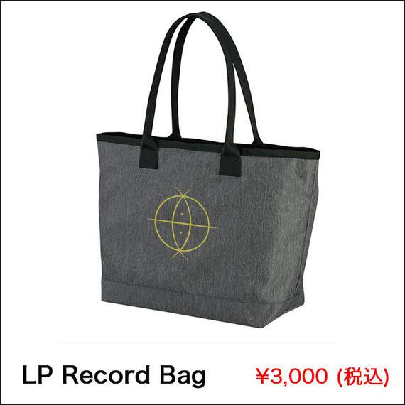 LP Record Bag (グレー×イエロー)