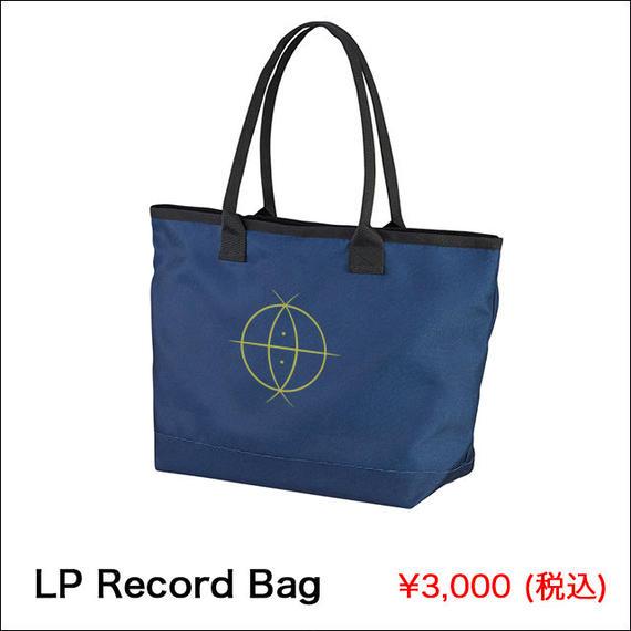 LP Record Bag (ネイビー×イエロー)
