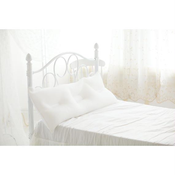 スーパーホテル仕様ハニカムコルマ枕(大) 110cm×43cm 枕カバーなし