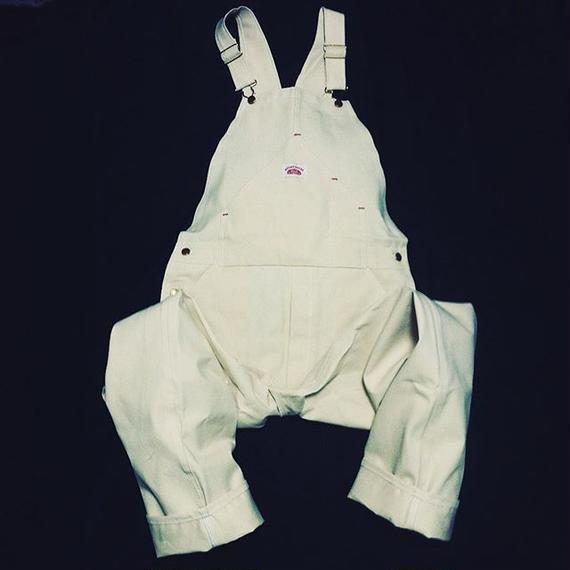 Round House Made in USA Painter Bib Overall