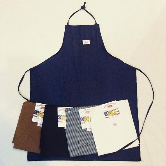 Round House Made in USA Shop Apron