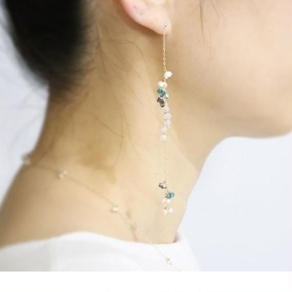 Nano Roop Earrings / Ear clips  <long>
