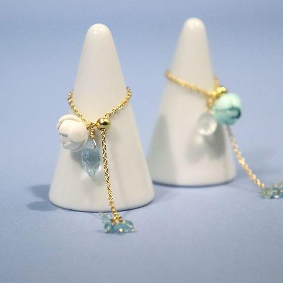 Ichirin Chain Ring  -stone-